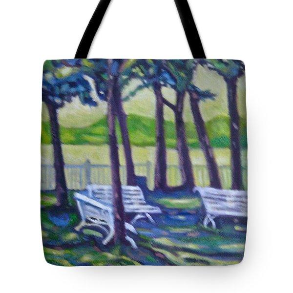 Mundaka Park Tote Bag