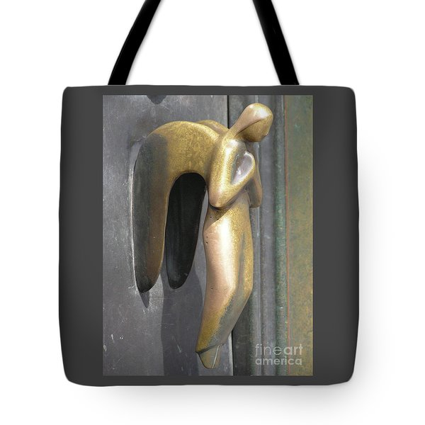 Munich Angel Tote Bag