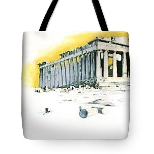Mural Tote Bag