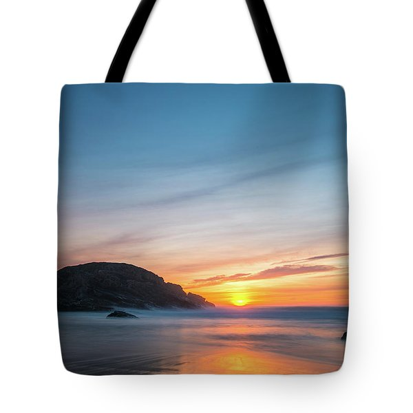 Murder Hole Beach Tote Bag