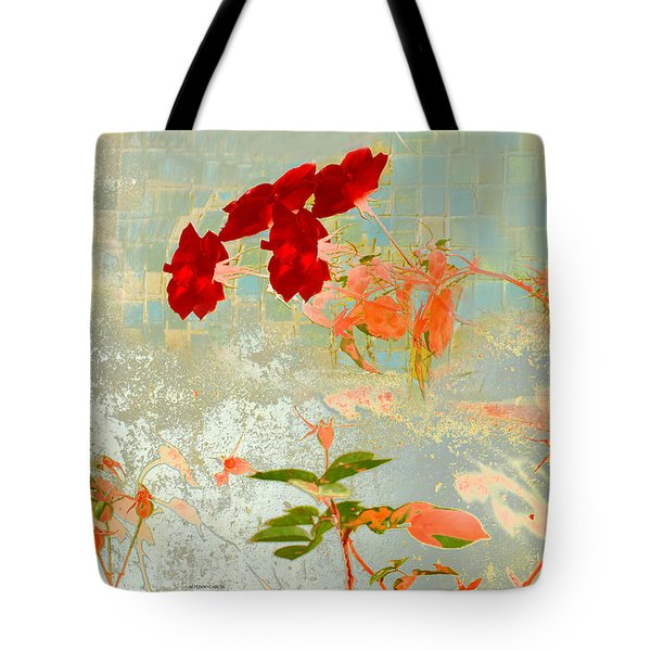 Tote Bag featuring the photograph Muro Viejo by Alfonso Garcia