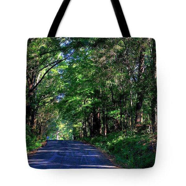Murphy Mill Road - 2 Tote Bag