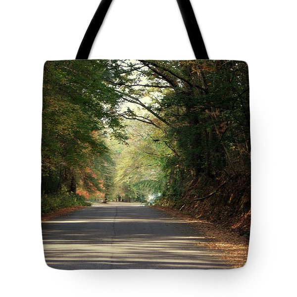Murphy Mill Road Tote Bag