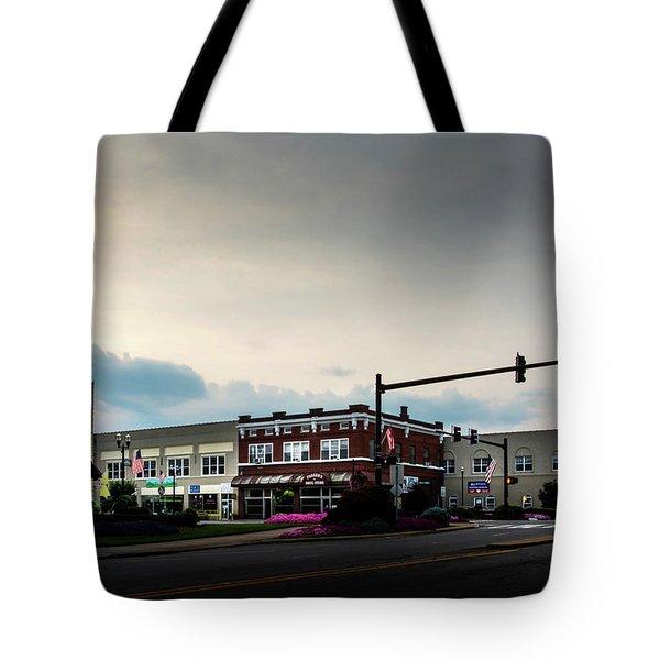 Murphy Morning Tote Bag