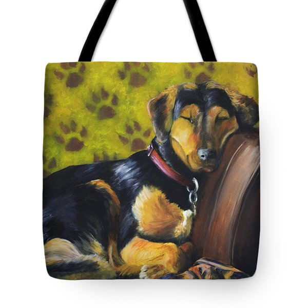 Murphy Vi Sleeping Tote Bag