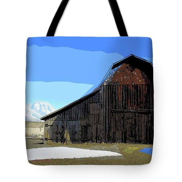 Murphy's Barn Tote Bag