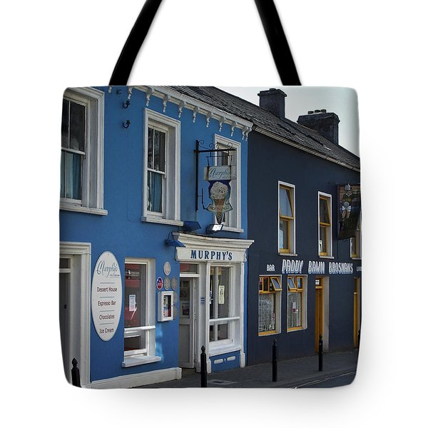 Murphys Ice Cream Dingle Ireland Tote Bag