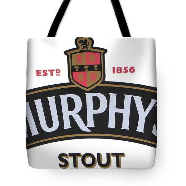 Murphys Irish Stout Tote Bag