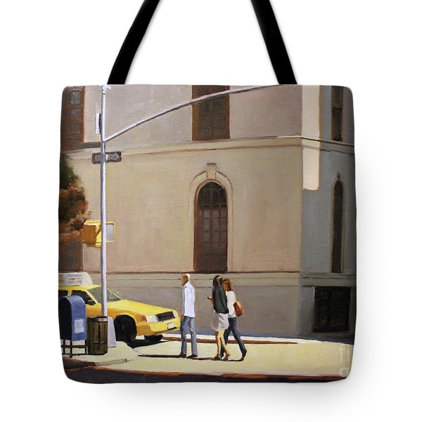 Murray Hill Tote Bag