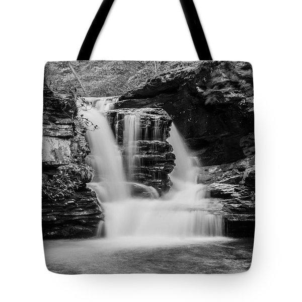 Murray Reynolds Falls - 8557 Tote Bag