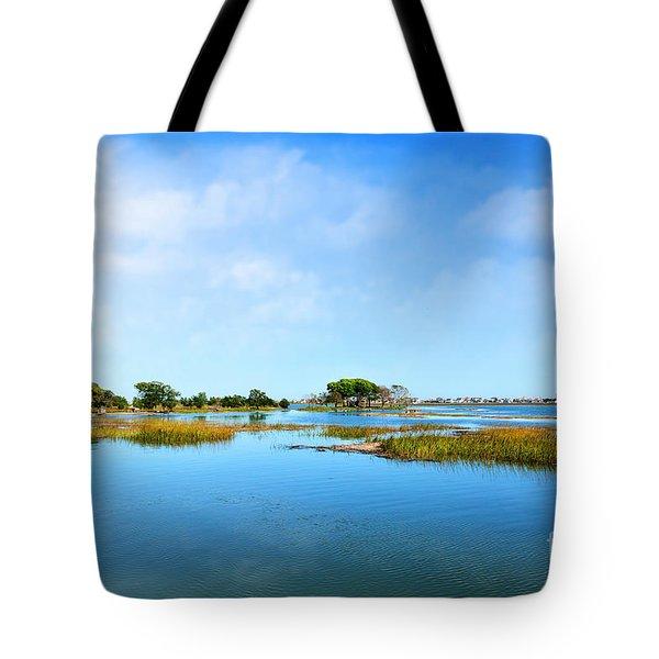 Murrells Inlet Tote Bag