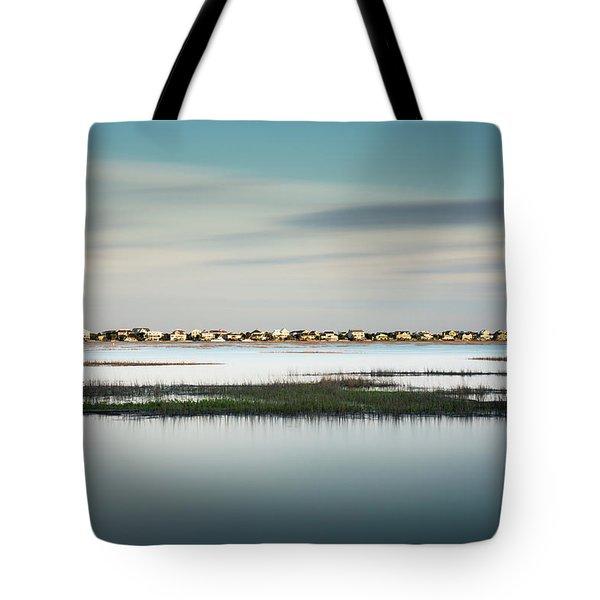 Murrells Inlet Marsh Tote Bag