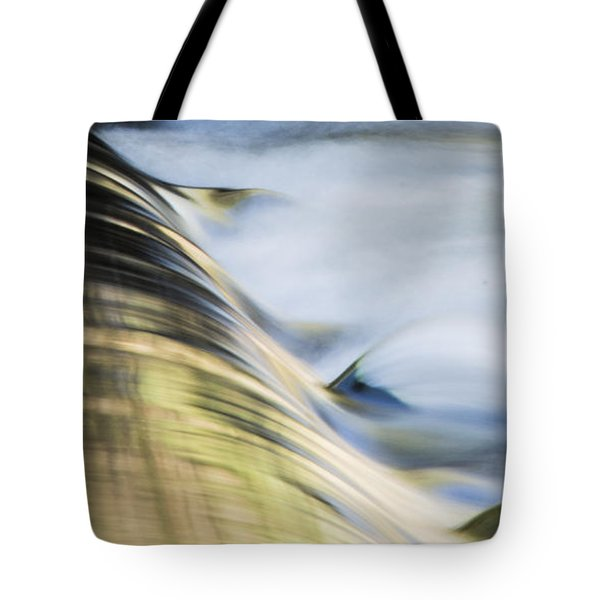 Tote Bag featuring the photograph Murrumbidgee River by Angela DeFrias