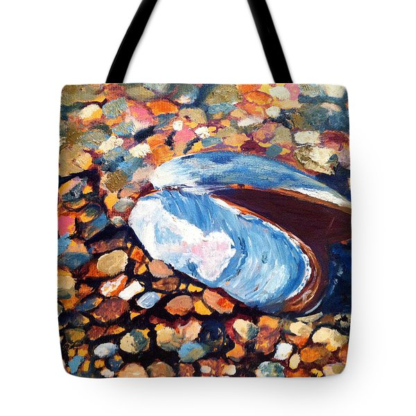 Muscle Beach Tote Bag