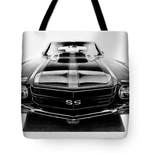 Muscle Tote Bag