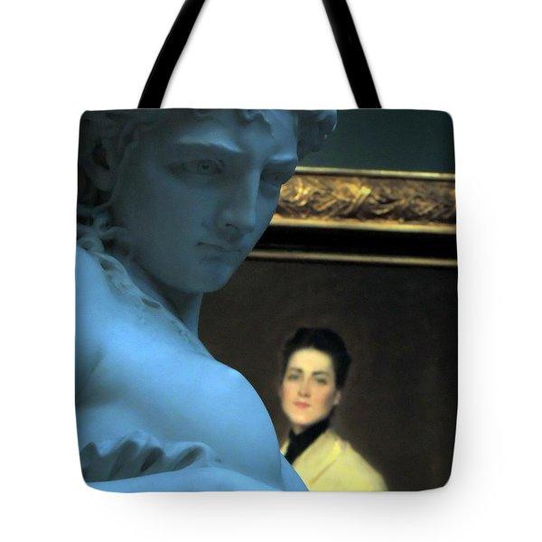 Museum Critic Tote Bag