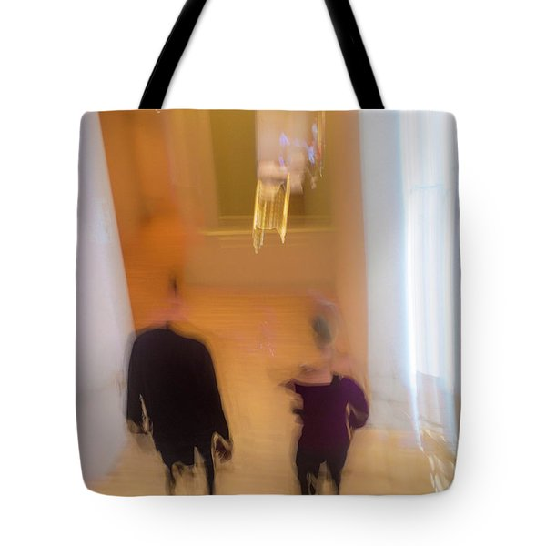 Tote Bag featuring the photograph Museum Day by Alex Lapidus