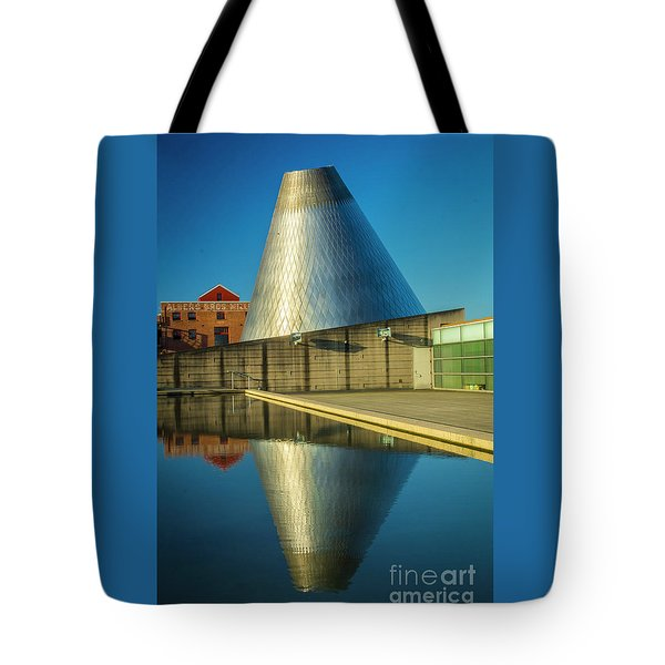 Museum Of Glass Tower Tote Bag