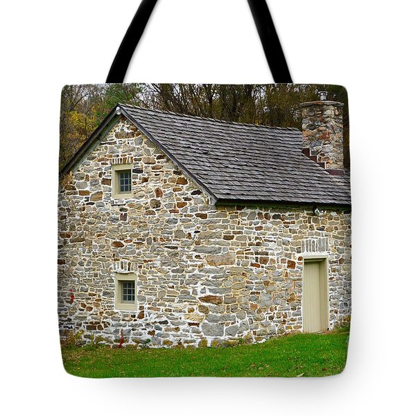 Museum Of Indian Culture Tote Bag by Jeannie Rhode