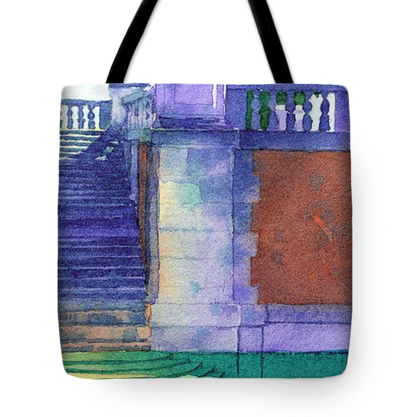 Museum Pool, Miami Tote Bag