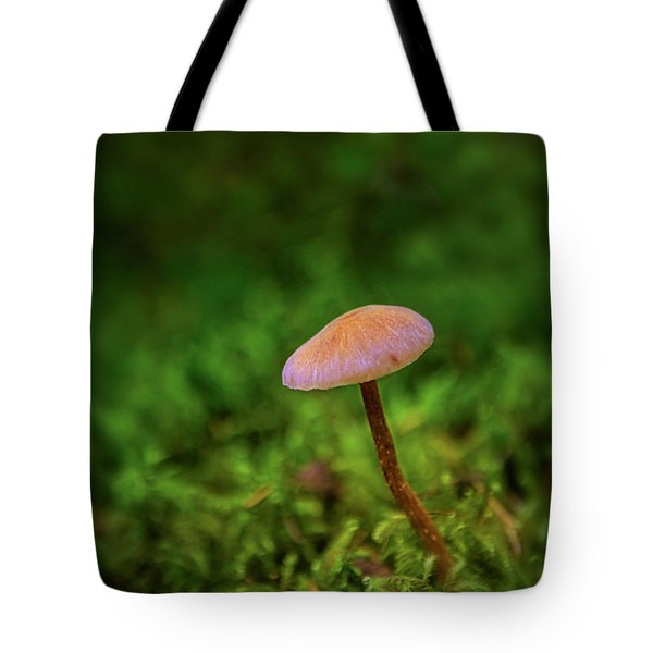 Mushflower Tote Bag