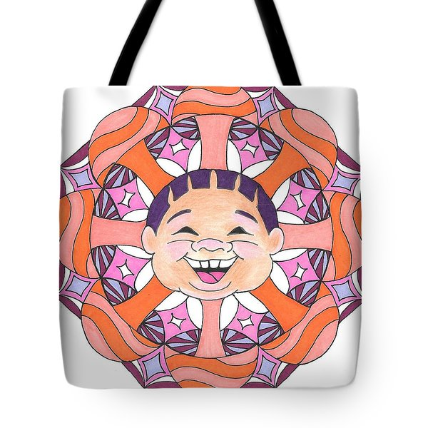 Mushroom Baby Tote Bag