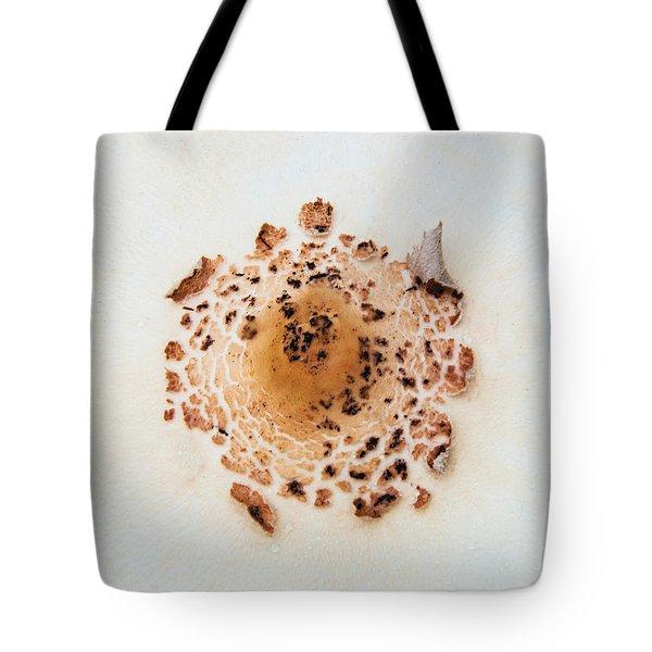 Mushroom Cap Tote Bag