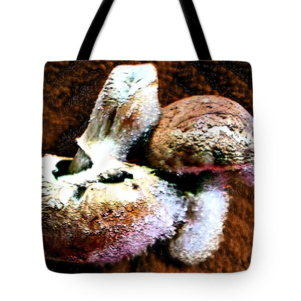 Mushroom Love Tote Bag