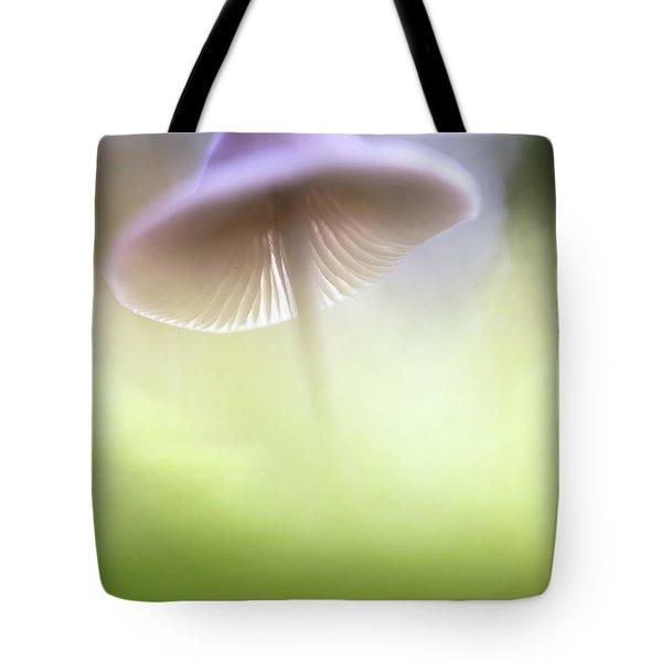 Mushroom Ufo Tote Bag