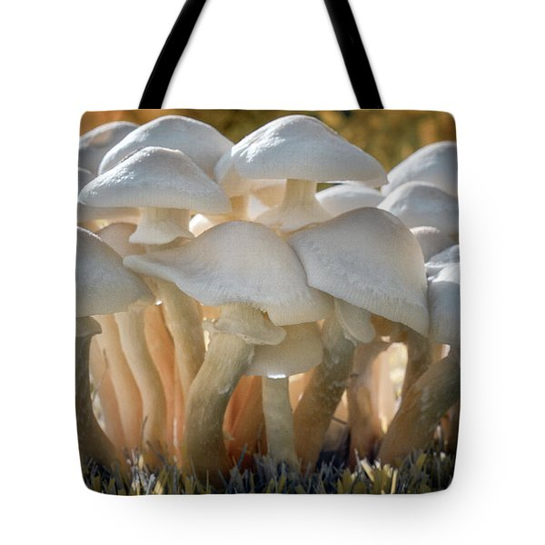 Mushrooms Tote Bag