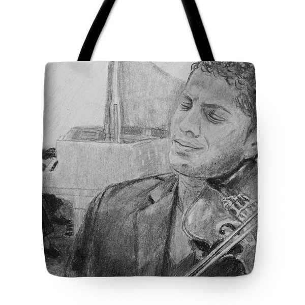 Music For The Soul Tote Bag
