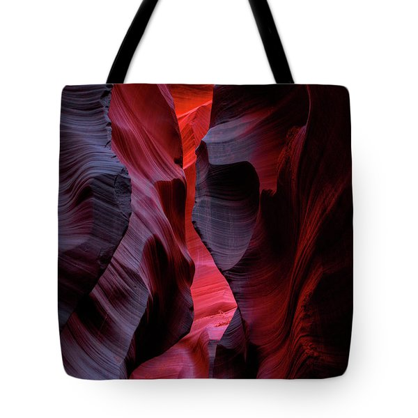 Music, Frozen In The Rocks 5 Tote Bag