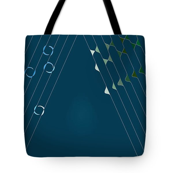 Music Hall Tote Bag by Kevin McLaughlin