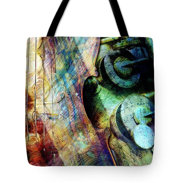 Music II Tote Bag
