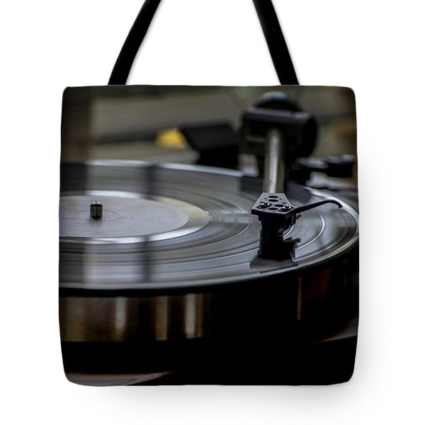 Music Maker Tote Bag by Stephen Anderson