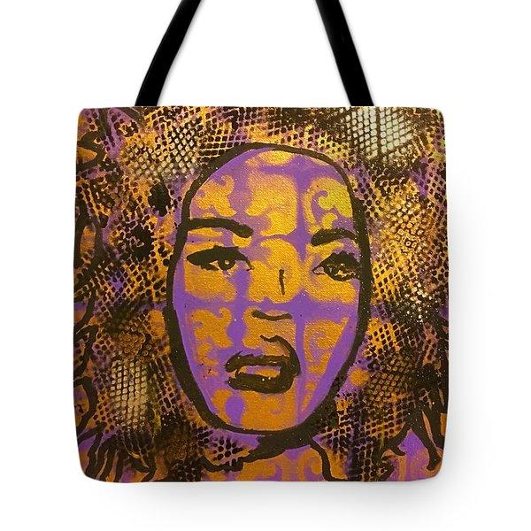 Music Mother  Tote Bag by Miriam Moran