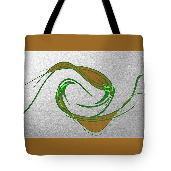 Music Takes Flight Tote Bag by Lenore Senior