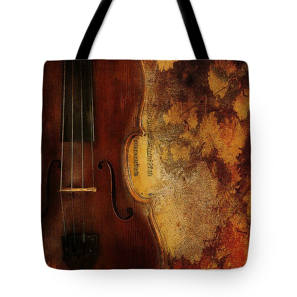 Music To My Soul  Tote Bag