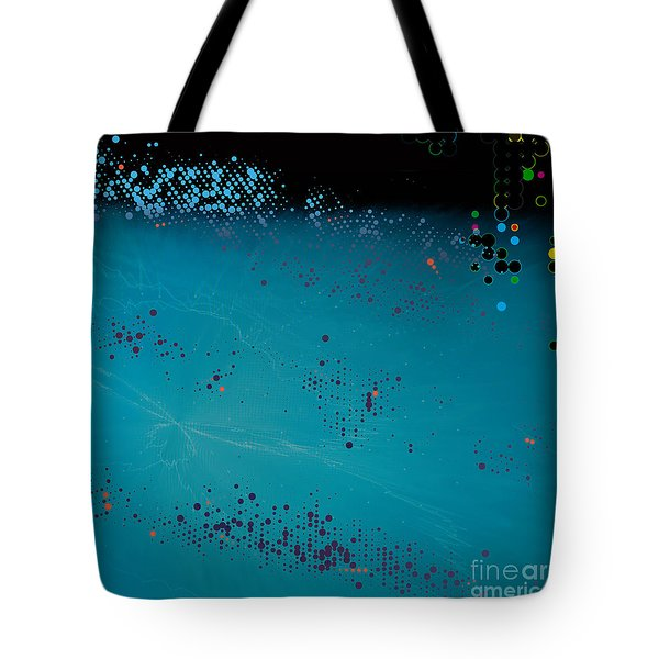 Musical Interlude 8. Tote Bag by Paul Davenport