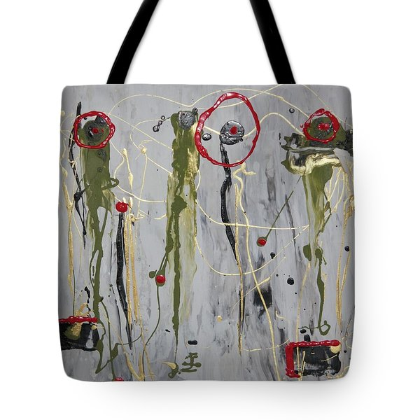 Musical Strings Tote Bag