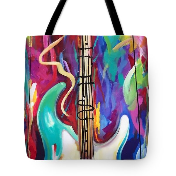 Musical Whimsy  Tote Bag