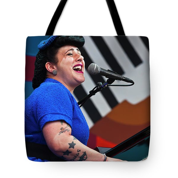 Music_d6399 Tote Bag