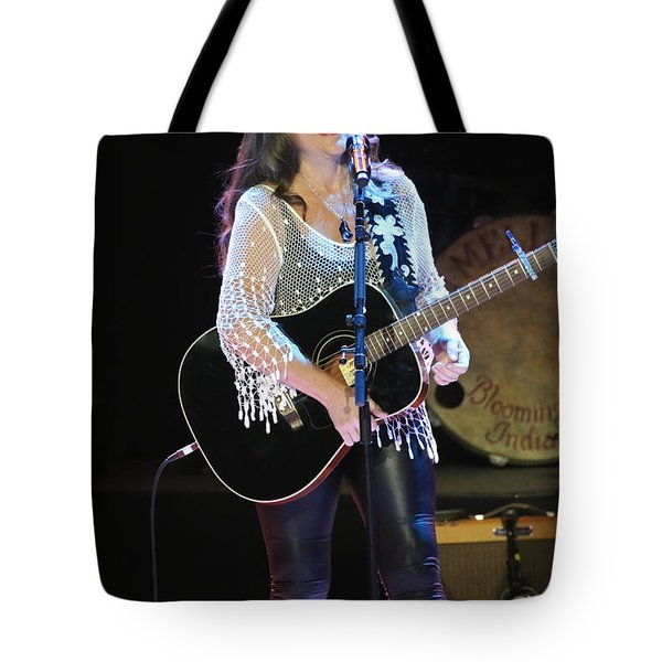 Musician Carlene Carter Tote Bag