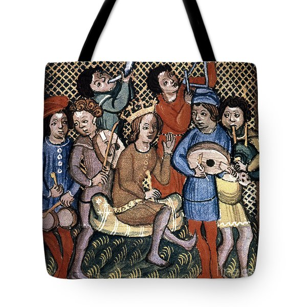 Musicians Tote Bag by Granger