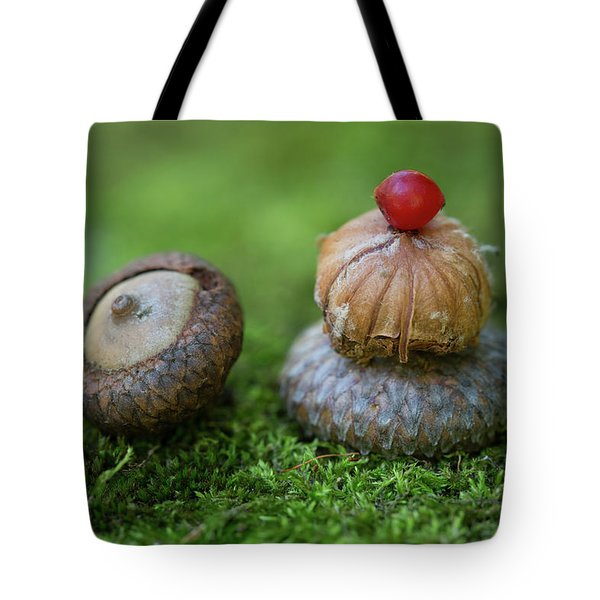 Tote Bag featuring the photograph Musing With Nature by Dale Kincaid