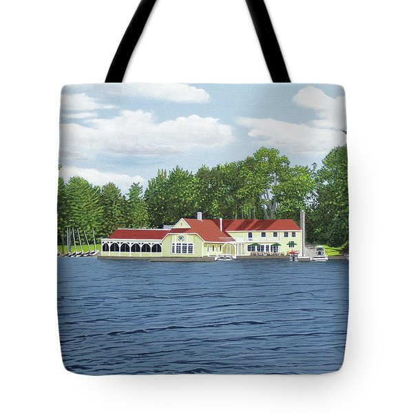 Muskoka Lakes Golf And Country Club Tote Bag