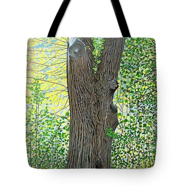 Muskoka Maple Tote Bag