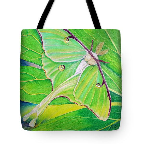 Must Be Dreaming Tote Bag
