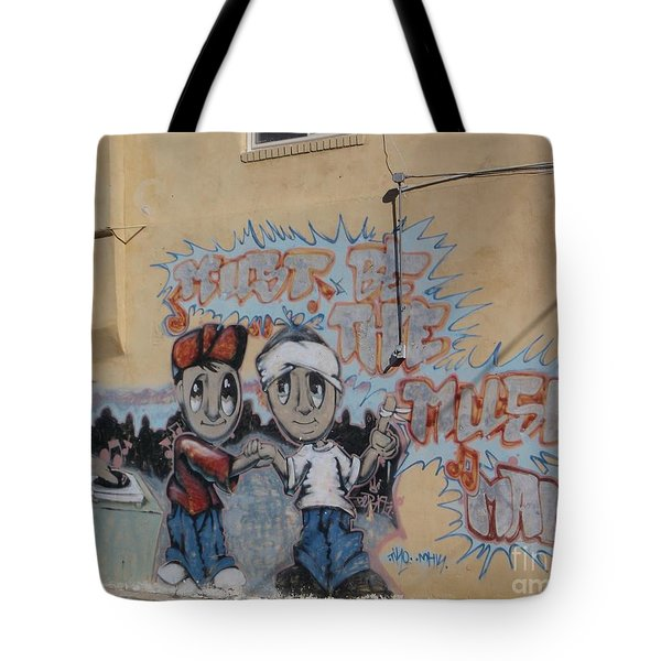 Must Be The Music Man Tote Bag