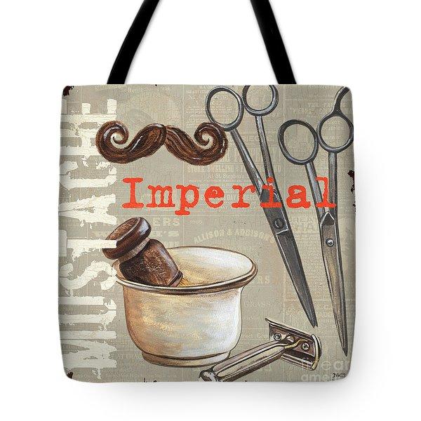 Mustache 2 Tote Bag